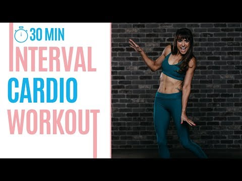 30 minute interval cardio workout you can do at home