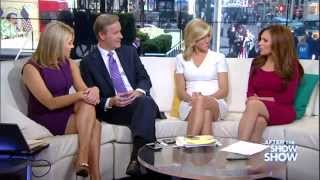 Heather Nauert, Ainsley Earhardt, Maria Molina ATSS 4/21/14