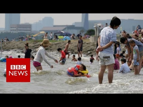 Japan heatwave declared natural disaster  