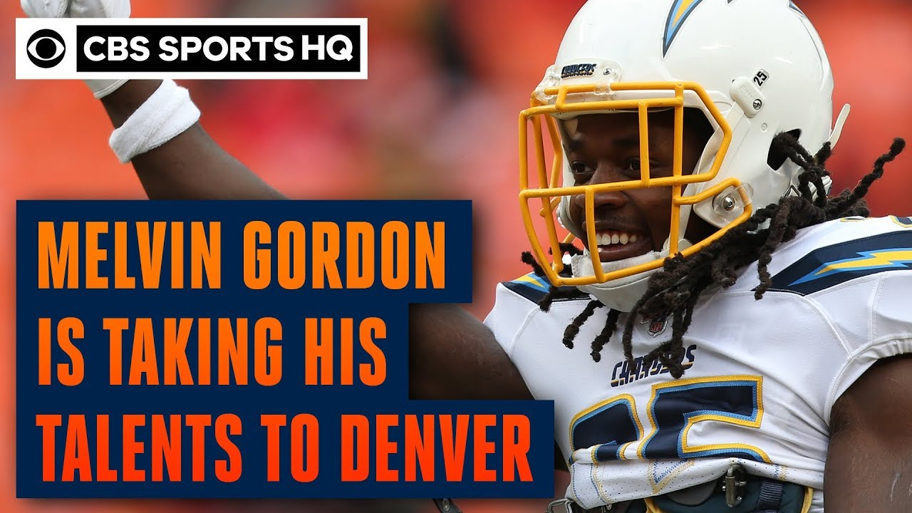 Melvin Gordon signing two-year deal with Broncos