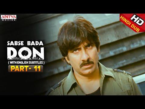 Sabse Bada Don Hindi Movie Part 11/11 -...
