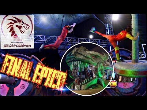ESPADA en Ultimate Beast Master NETFLIX ¡¡¡FINAL ÉPICO!!!