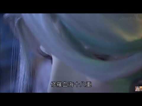 霹靂魔封-解救風僧 名劍絕世真實身分