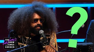 Something's Different About Reggie Watts