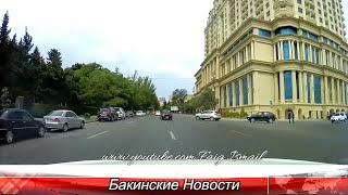 Баку, улица (Советская) Новые дворы и Новый парк