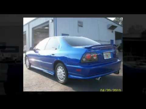 Honda Of Gainesville >> Maaco Auto Painting Gainesville Fl- Honda whole car color ...