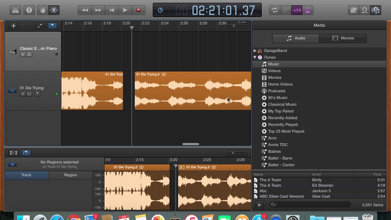How to use Music Memos like a cut-down GarageBand