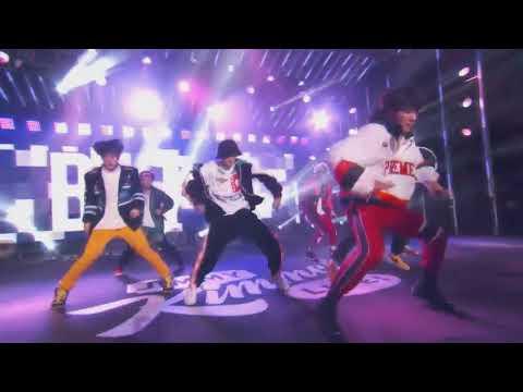 171129 HD BTS (방탄소년단)- FIRE (불타오르네) Live On Jimmy Kimmel Show