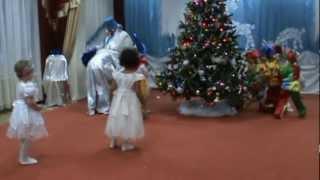 видео Сценарий праздника в 1 младшей группе на тему: Новый год. Сценарий Новогоднего утренника в детском саду. Средняя группа. Новогодняя сказка для детей 5