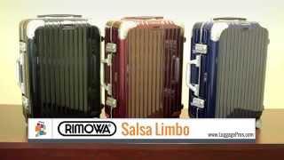 Rimowa - Limbo Collection | Luggage Pros