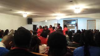 Voices of Joy (Pageland, SC) - Jesus If You Want Me To Go (Part 2)
