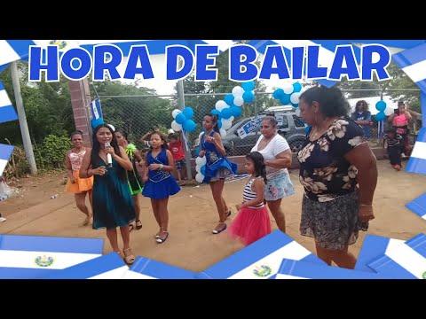 Los puntos artísticos del Acto Cívico por los 196 años de Independencia de El Salvador. Parte 8