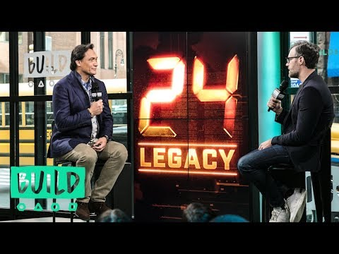 "Jimmy Smits Discusses His Show, ""24: Legacy"""