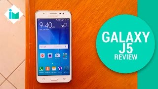 samsung galaxy j5 review en español
