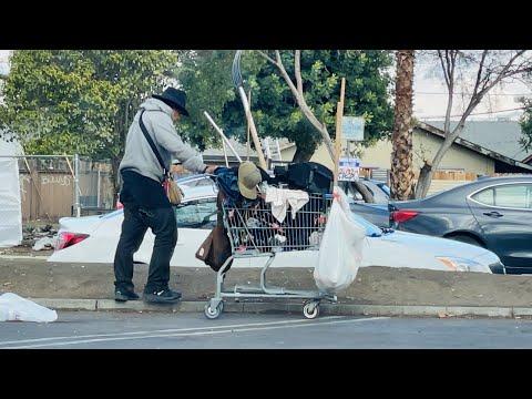 (HIA#7) Homeless People Are Everywhere In San Jose California Santa Clara County
