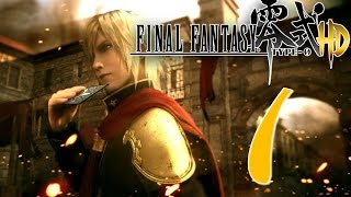 Final Fantasy Type-0 HD PC Gameplay 1080p Part 1 (No Commentary)