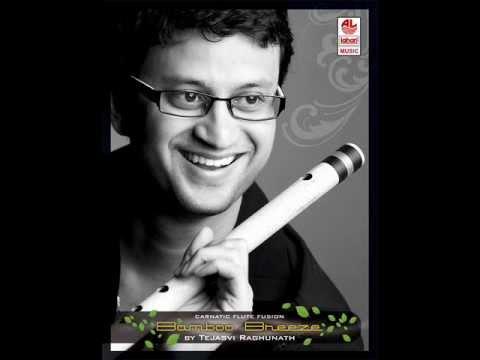 BLISS - Bamboo Breeze - ( Carnatic Flute  Instrumental )
