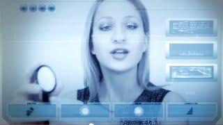 futuristic tingles binaural asmr exam and transpersonal healing role play with binaural beats