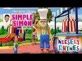 Simple Simon | English Nursery Rhymes | Jakes Bejoy