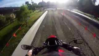 First Time Ride 1800cc Suzuki Boulevard m109r VZR1800
