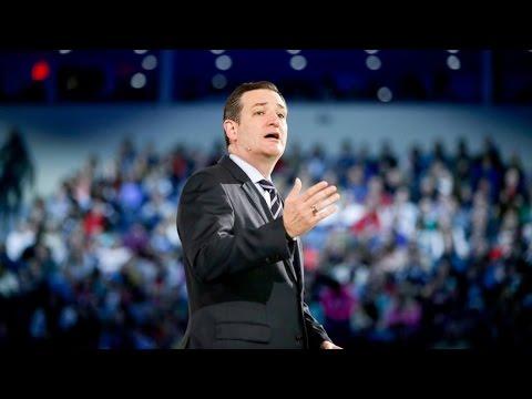 Ted Cruz Announces 2016 Presidential Run