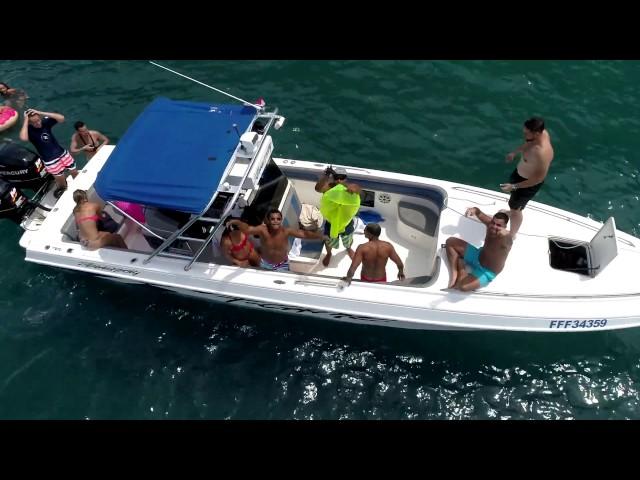 Offshore sensation Martinique - Boat Excursion