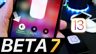 iOS 13 Beta 7 & Public Beta 6 Released - More Welcome Changes