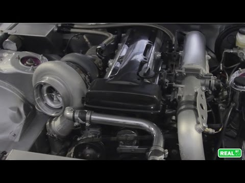 Jessica Barton's 76mm Turbo Supra - 1300whp by Real Street Perfomance