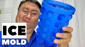 Ice Genie Silicone Ice Cube Mold Review