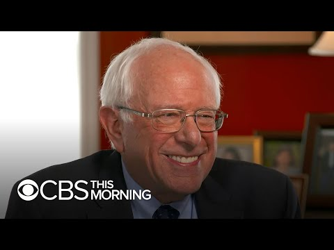 Bernie Sanders announces 2020 run: Extended interview