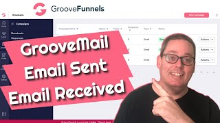 GrooveMail from GrooveFunnels How to Add a LEAD and Send a Broadcast Email