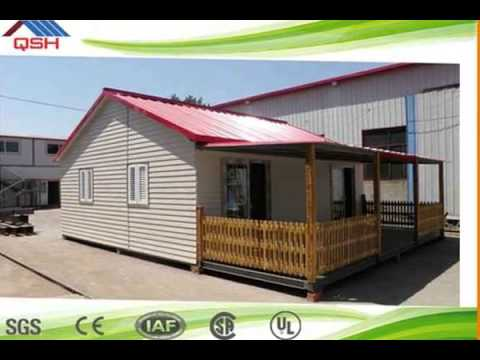 Prefab house kits prefabricated houses uk steel house for Mobile home garage kits