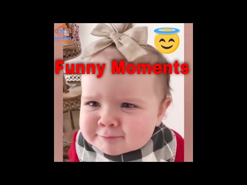 Hilarious Funny Baby Videos 2019