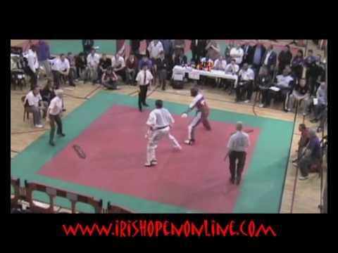 Raymond Daniels v Michael Venom Page Irish Open 2009