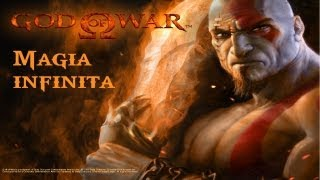 Como conseguir magia infinita no God of War 1