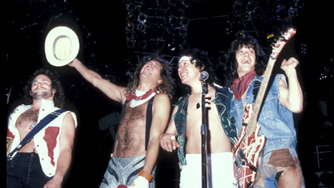 Van Halen Tour