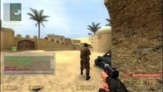 Запись игры Counter-Strike Source в программе Open Broadcaster Software(Бесплатно скачать программу для записи видео с Экрана или с игры, можно на официальном сайте - http://obsproject.com/, 2014-08-02T12:14:32.000Z)