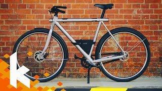 Das Fahrrad der Zukunft: Vanmoof Electrified S (review)
