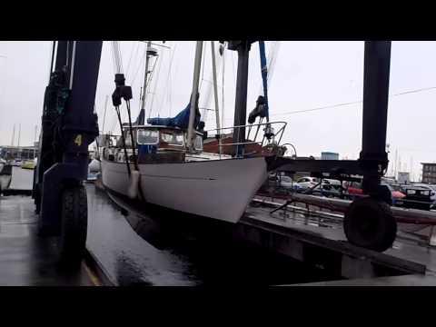 RP Marine Surveys - Victory 40