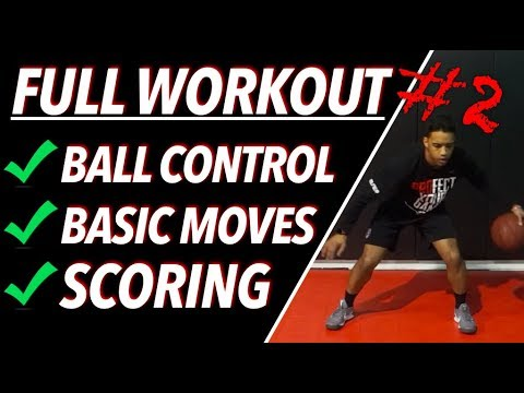 foto de How To: Improve Your Handles Full Ball Handling Workout