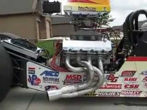 Harrison Williams Dragster Wichita Kansas
