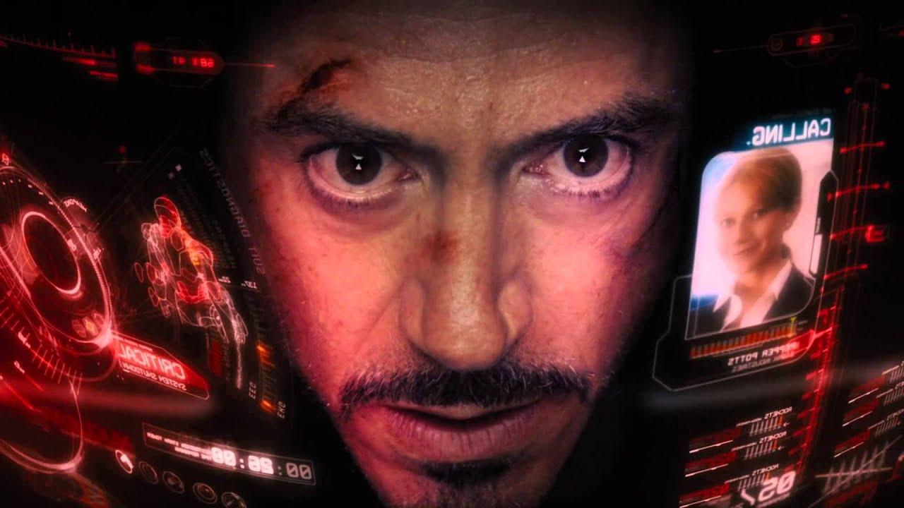 Falling Star Wallpaper Hd The Avengers 2012 Stark Death Movie Scene Hd 1080p