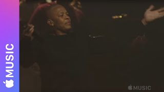 "Anderson .Paak and Dr. Dre Perform ""The Next Episode"" Live in London 