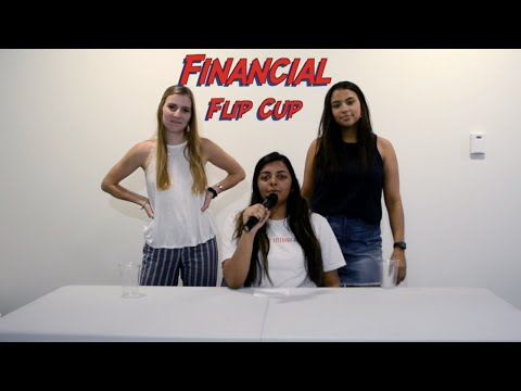 Ballers on a Budget: Financial Flip Cup! 90% of college students fail this test!