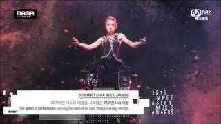 Jolin Tsai - Play Live on MAMA 2015
