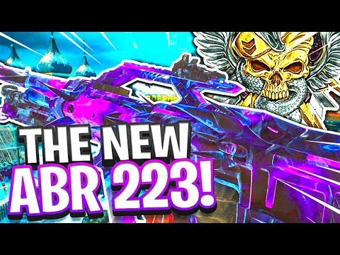 (BO4) BEST ABR 223 CLASS SETUP TO GET NUCLEARS! (BLACK OPS 4)