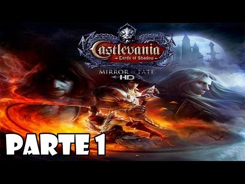 Castlevania lords of shadow 2 walkthrough parte 1 esp for Mirror gameplay walkthrough