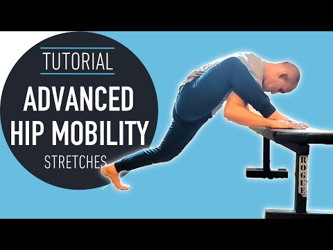 Advanced Hip Mobility Routine: 5 Exercises To Do Daily For Better Movement