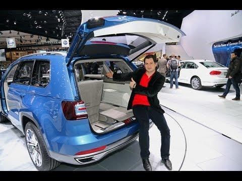 Detroit Auto Show 2013 - Die Deutschen