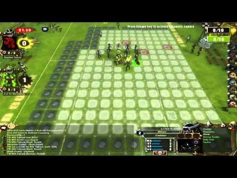 [Forum Open League] Chora-Cra vs Alex1Ice (Blood Bowl)